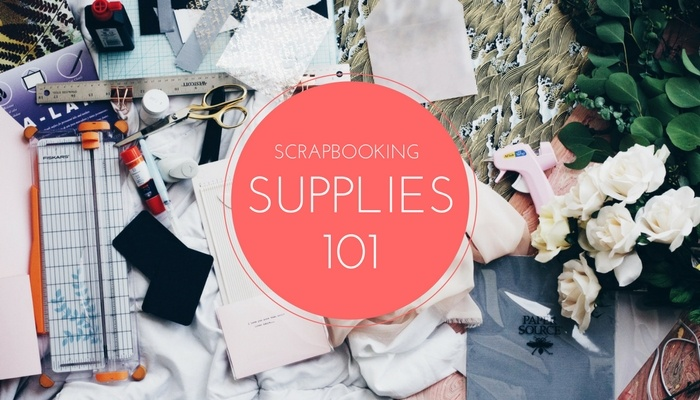scrapbook accessories