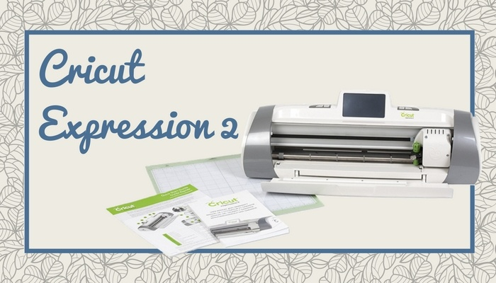 cricut expression machine